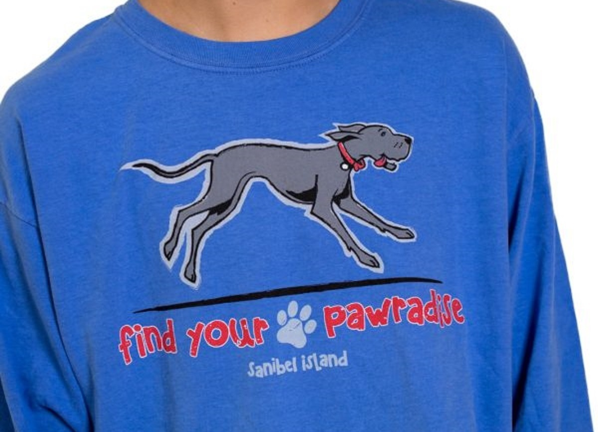 Find Your Pawradise tshirt